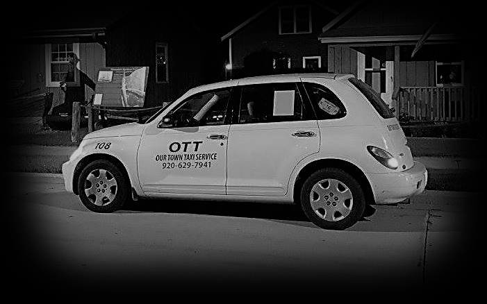 Tower Tavern manitowoc free taxi service with our own taxi (OTT)